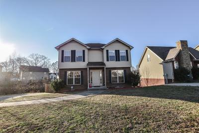 Christian County, Ky, Todd County, Ky, Montgomery County Rental For Rent: 2652 Arthur's Court