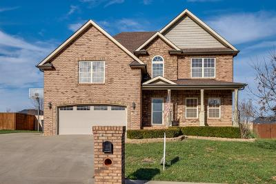 Clarksville Single Family Home For Sale: 125 Covey Rise Cir
