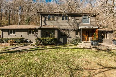 Nashville Single Family Home For Sale: 751 Rodney Dr
