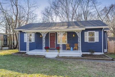 Old Hickory Single Family Home For Sale: 122 Scenic View Rd