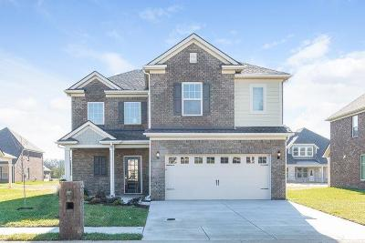 Murfreesboro Rental Under Contract - Not Showing: 830 Sapphire Drive