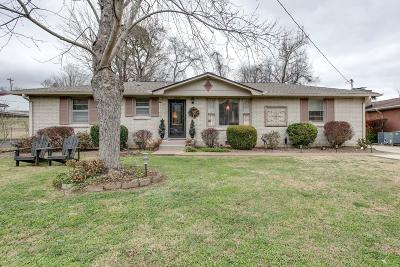 Nashville Single Family Home For Sale: 2023 Forrest Green Dr