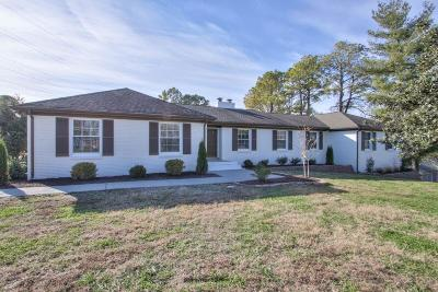 Franklin Single Family Home For Sale: 2213 Bowman Rd