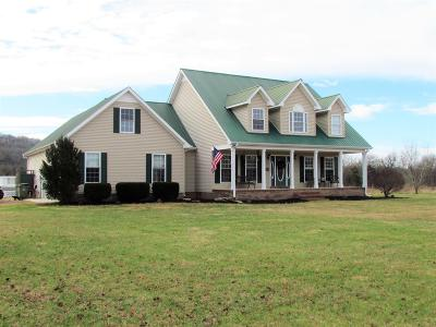 Readyville Single Family Home For Sale: 187 Coleman Rd