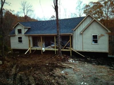 Pegram Single Family Home For Sale: 1125 W Sears Rd