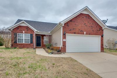 Spring Hill  Single Family Home For Sale: 4011 Sequoia Trl