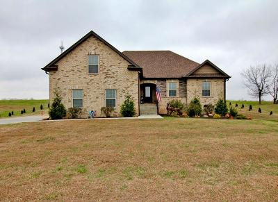 Robertson County Single Family Home For Sale: 3698 Calista Rd