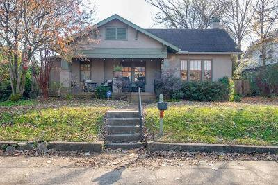 Nashville Single Family Home For Sale: 1518 Woodland Street