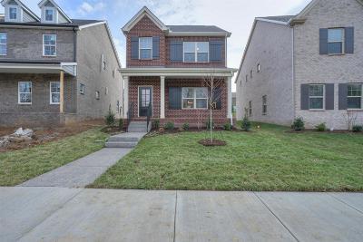 Gallatin Single Family Home For Sale: 287 Carellton Drive (Cc228)