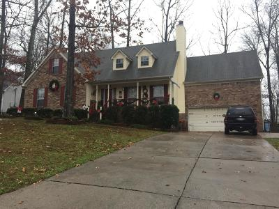 Marshall County Single Family Home For Sale: 1605 Christi Ave
