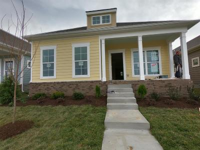 Nolensville Single Family Home For Sale: 2061 Kirkwall Dr. #16a