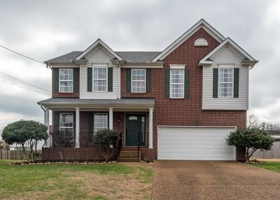 Lavergne Single Family Home Under Contract - Showing: 309 John Henry Dr