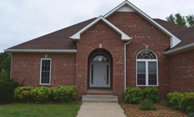 Christian County, Ky, Todd County, Ky, Montgomery County Single Family Home For Sale: 850 Oak Plains Rd