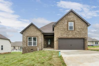 Robertson County Single Family Home Under Contract - Showing: 174 Fieldstone Ln