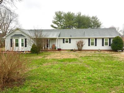 Smyrna Single Family Home For Sale: 632 Stewart Valley Dr