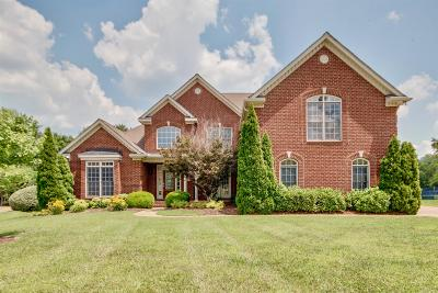 Williamson County Single Family Home For Sale: 9716 Amethyst Ln