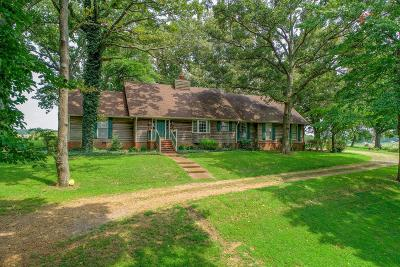 Robertson County Single Family Home For Sale: 4340 Dot Rd