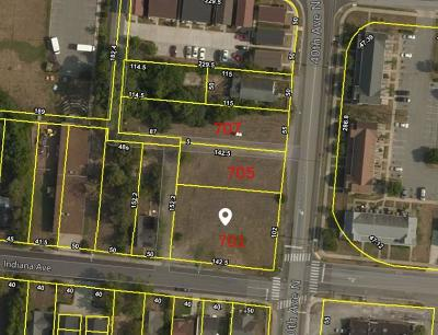 Nashville Residential Lots & Land For Sale: 705 40th Ave N