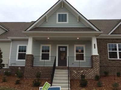Nolensville Single Family Home Under Contract - Not Showing: 619 Weybridge Dr., Lot #83