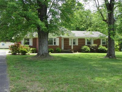 Smithville Single Family Home For Sale: 1648 Cookeville Hwy