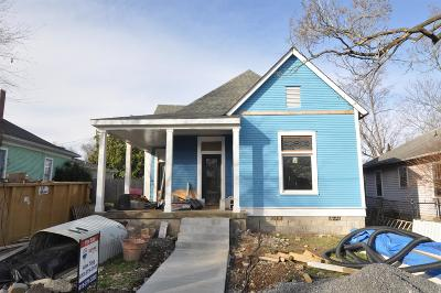 Nashville Single Family Home For Sale: 1609 McEwen Ave