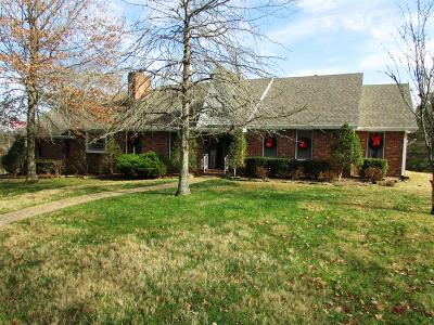 Lebanon Single Family Home Under Contract - Showing: 141 Lake Wood Rd