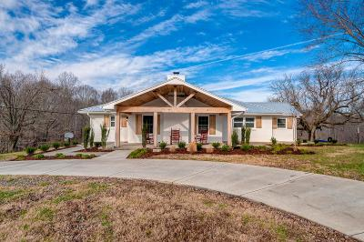 Williamson County Single Family Home For Sale: 7651 Pewitt Rd