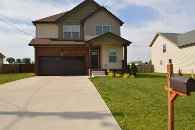 Clarksville TN Single Family Home For Sale: $206,000