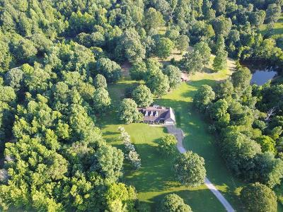 Montgomery County Single Family Home For Sale: 4150 Hargrove Marable Rd