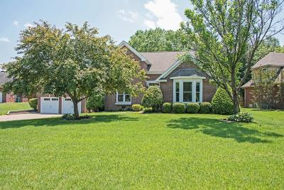 Clarksville Single Family Home For Sale: 315 Longwood Ct