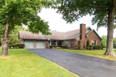 Smyrna Single Family Home For Sale: 155 Brandon Trail