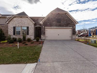 Gallatin Single Family Home For Sale: 1008 Fenner Ln