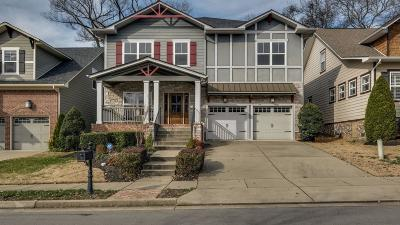 Brentwood  Single Family Home For Sale: 421 Highpoint Ter
