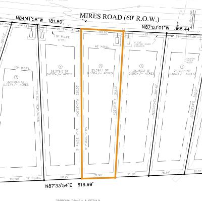 Mount Juliet Residential Lots & Land For Sale: Mires Rd - Lot 5