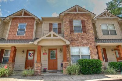 Murfreesboro Condo/Townhouse Under Contract - Not Showing: 563 River Rock Blvd #C8
