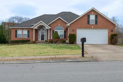 Williamson County Single Family Home For Sale: 1233 Chapmans Retreat Dr