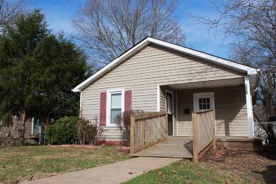 Single Family Home For Sale: 1025 Crossland Ave
