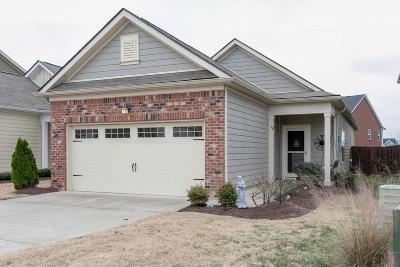Spring Hill  Single Family Home For Sale: 1018 Hemlock Dr