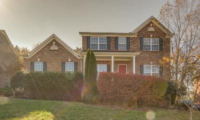 Brentwood  Single Family Home Under Contract - Showing: 6509 Banbury Xing