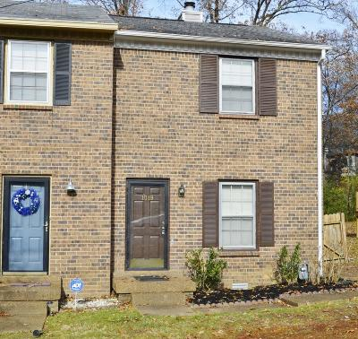 Davidson County Single Family Home For Sale: 1019 Hammack Ct