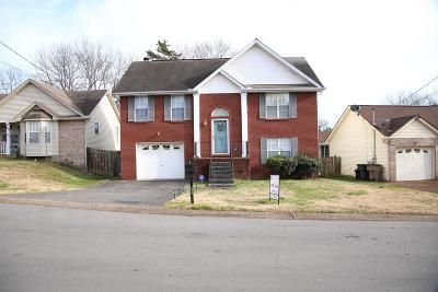 Davidson County Single Family Home For Sale: 4013 Calumet Dr