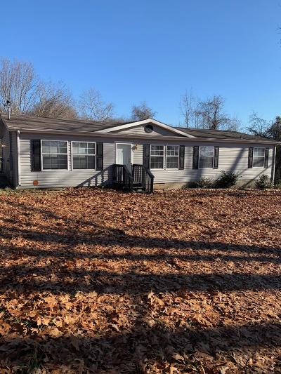 Cunningham TN Single Family Home For Sale: $122,000