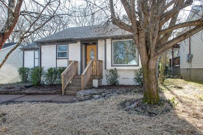 Davidson County Single Family Home For Sale: 525 Heritage Ln
