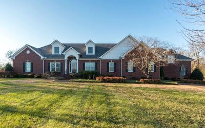 Gallatin Single Family Home Under Contract - Not Showing: 2179 Hwy 31 E