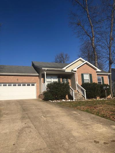 Clarksville TN Single Family Home For Sale: $147,500