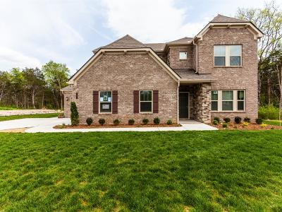 Williamson County Single Family Home For Sale: 101 Burberry Glen Blvd