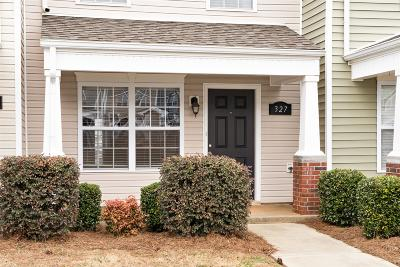 Clarksville TN Single Family Home For Sale: $125,000