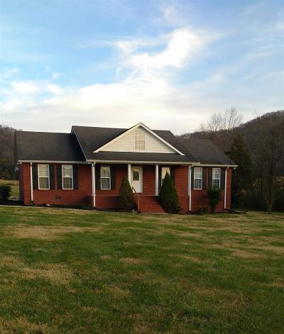 Trousdale County Single Family Home Under Contract - Not Showing