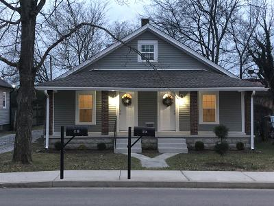 Gallatin Multi Family Home Under Contract - Showing: 123 E Park Ave