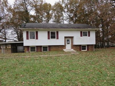 Clarksville Single Family Home Under Contract - Not Showing: 1176 Lafayette Rd